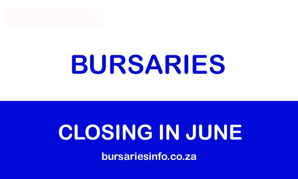 2021 List bursaries are closing in June 2020