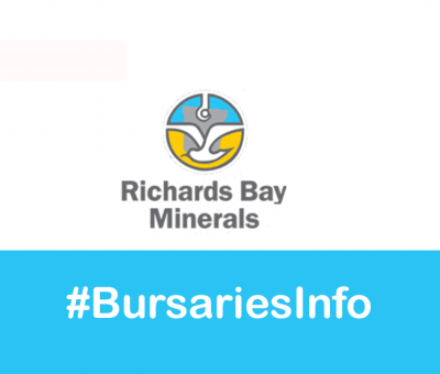 Richards Bay Minerals RBM Bursary 2020 – 2021