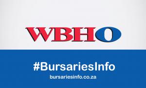 WBHO 2021 Bursary South Africa