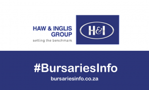 2021 Haw & Inglis Bursary South Africa