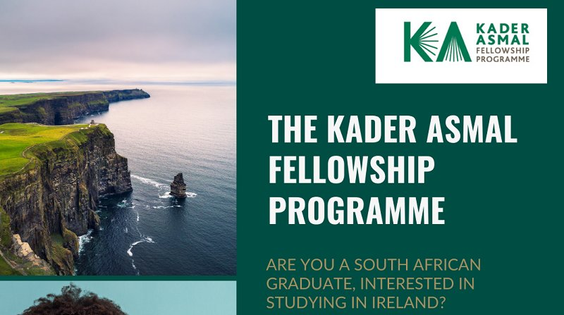 Applications must be done online at: https://www.canoncollins.org.uk/apply/scholarship/kader-asmal-fellowship