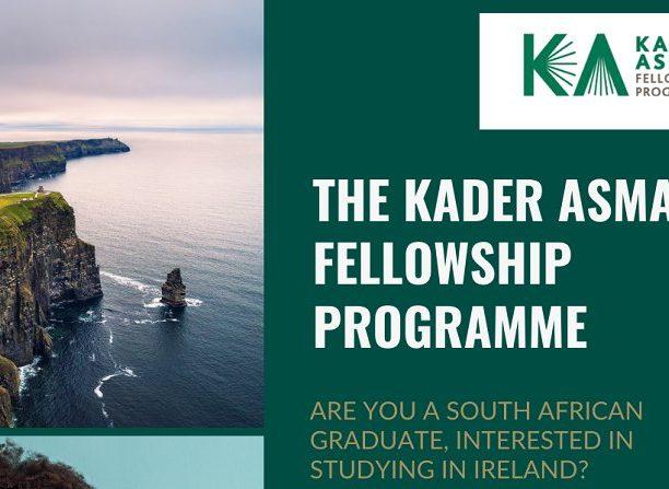 How I got Awarded the Kader Asmal Fellowship Programme 2021