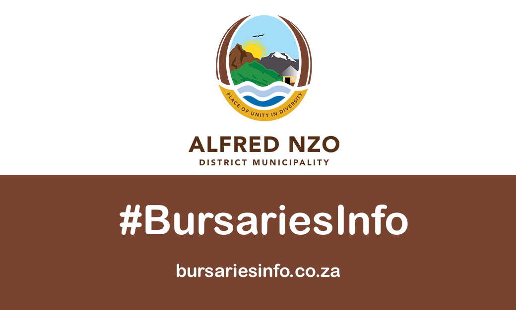 Alfred Nzo District Municipality Bursary 2021–2022
