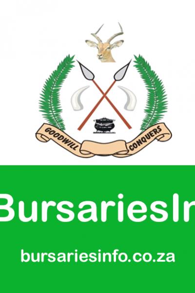 Bushbuckridge Local Municipality Government Bursary 2021 – 2022