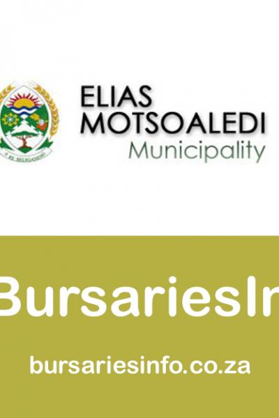 Elias Motsoaledi Local Bursary 2021 – 2022
