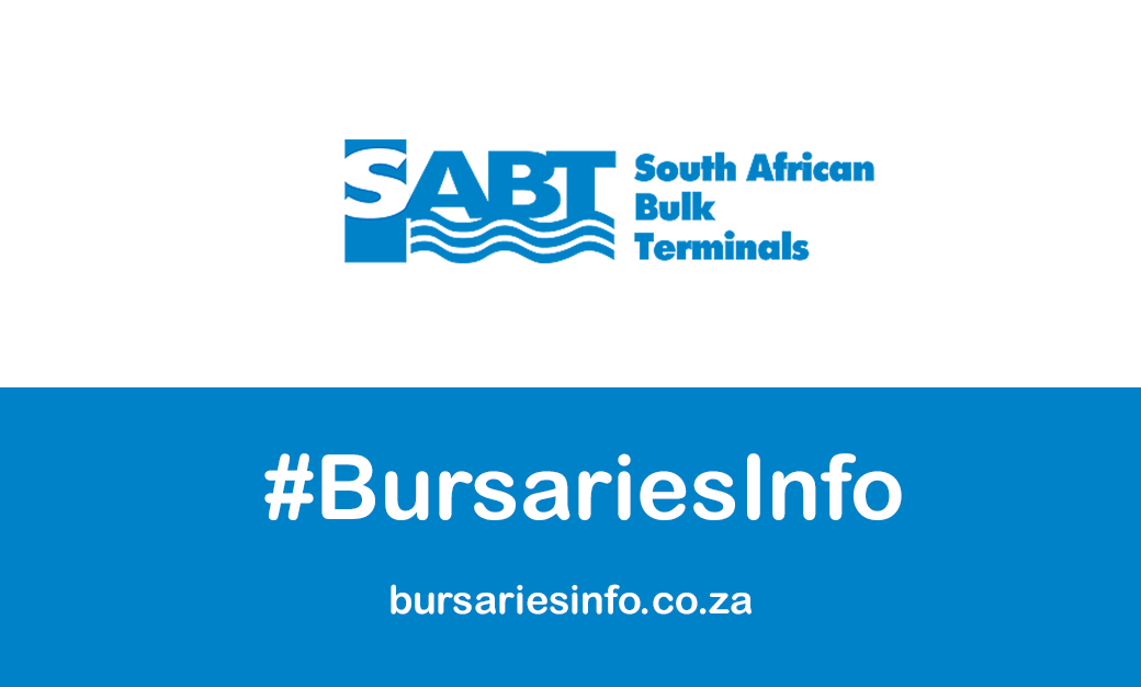 South African Bulk Terminals SABT Bursary 2021 – 2022
