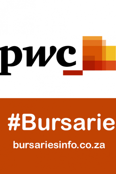 PWC Bursary South Africa 2021