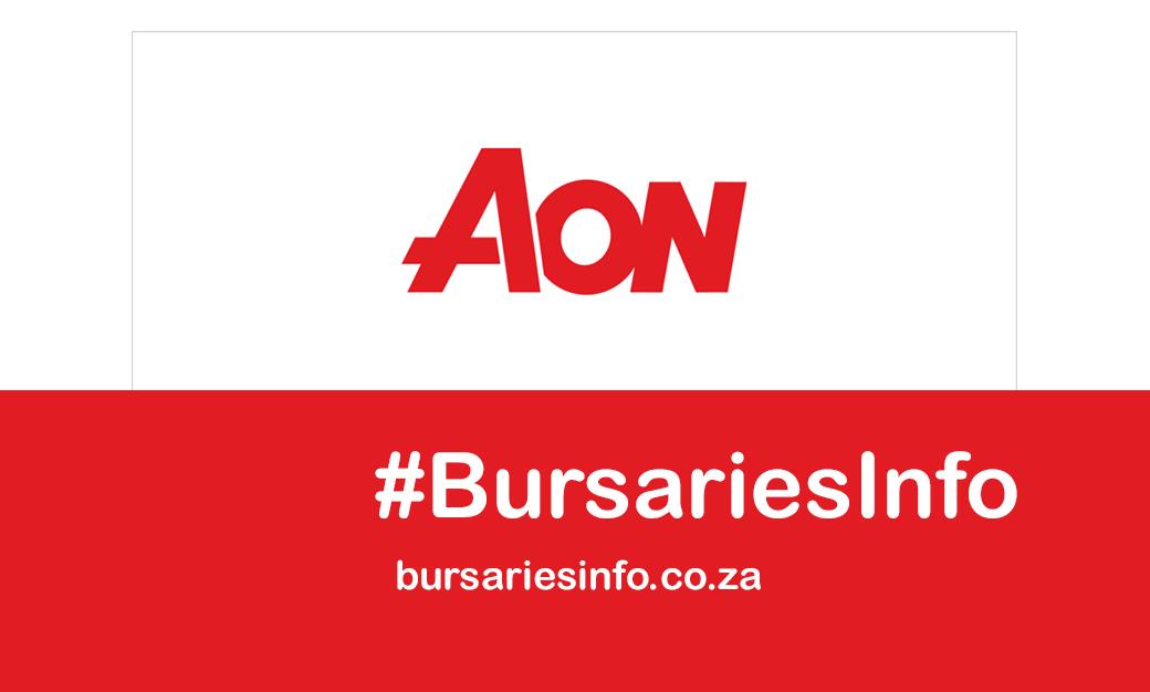 Aon Bursary South Africa 2021 – 2022