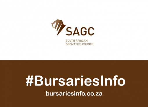 2021-2022 South African Geomatics Council Bursary