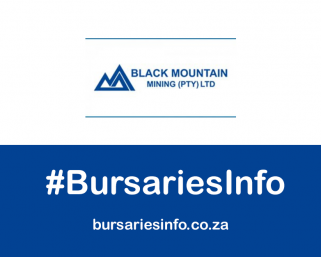 Black Mountain Bursary South Africa 2021 – 2022