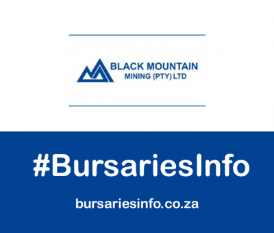 Black Mountain Bursary South Africa 2021 – 2022