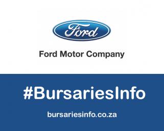 Ford Motor Company of Southern Africa Bursary 2021 – 2022