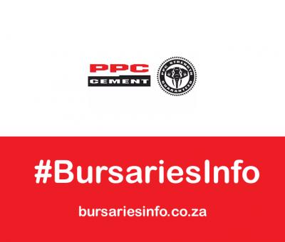 PPC Bursary South Africa 2021 – 2022