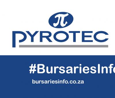 Pyrotec Bursary South Africa 2021 – 2022