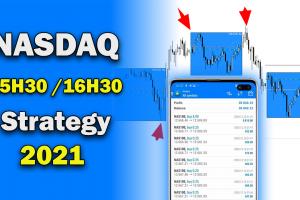 Nasdaq 15h30 strategy   Nasdaq 16h30 Strategy   Nasdaq Trading Strategy 🔥 🔥  2021 NAS 16:30 Strategy