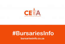 CETA Bursary 2021–2022