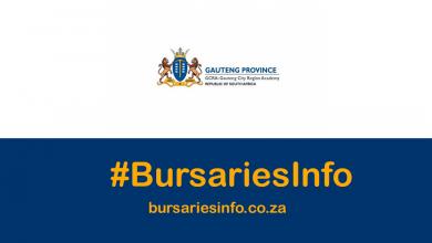 Gauteng City Region Academy (GCRA) Bursary 2021-2022