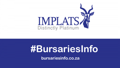 Implats Bursary