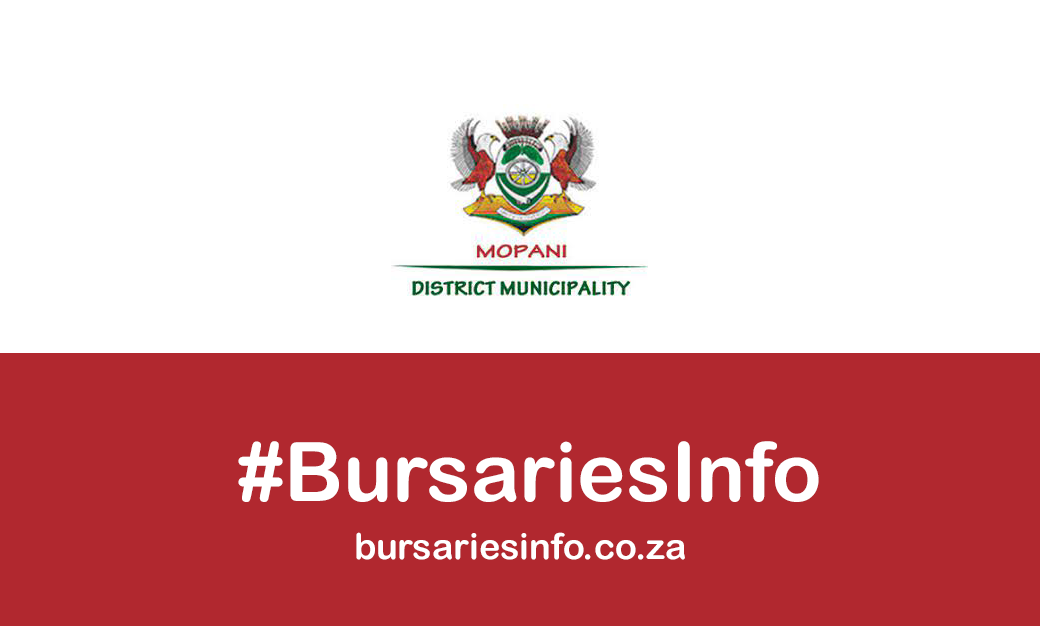 Mopani District Municipality 2021–2022 bursary
