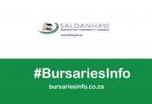 Saldanha Bay Municipality Bursary 2021-2022
