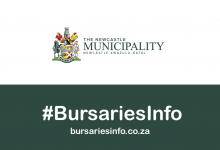 Newcastle Municipality Bursary 2021