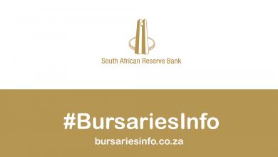 South African Reserve Bank (SARB) Bursary 2021