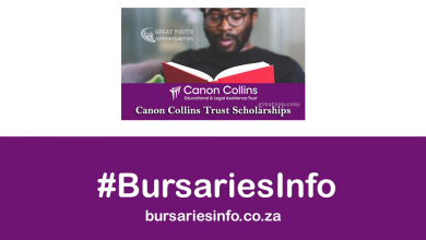 2021 Canon Collins Trust and University of London Scholarships